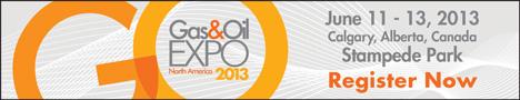 Gas & Oil Expo 2013