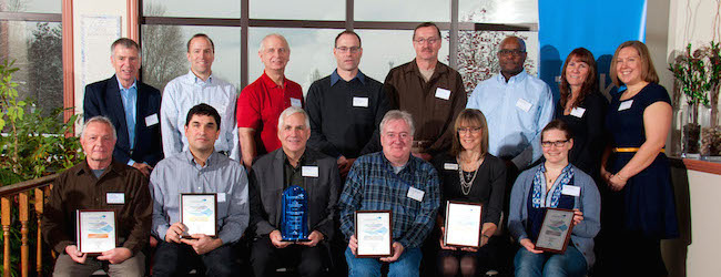 Teck Trail Operations recognized with TSM Leadership Award