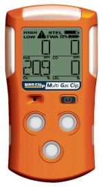 Gas Clip MGC gas detector boasts weeks of run-time