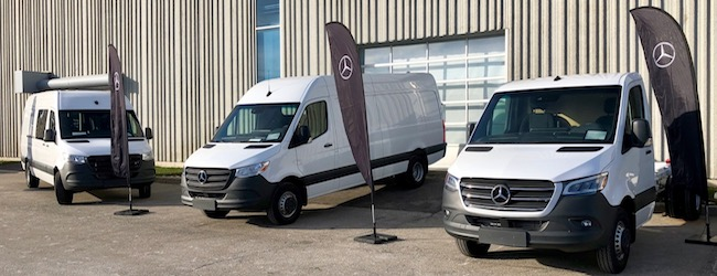All-new Mercedes-Benz Sprinter