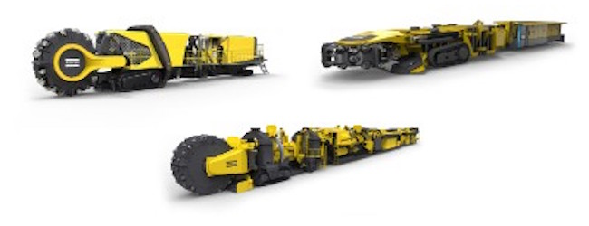 Atlas Copco to launch new generation Mobile Miner product line