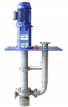 The new vertical suspended pumps of the Estigia type series for installation in tanks under atmospheric pressure. KSB SE & Co. KGaA, Frankenthal