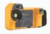 Thermal imager with rotating screen feature