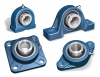 Re-engineered mounted ball bearing units