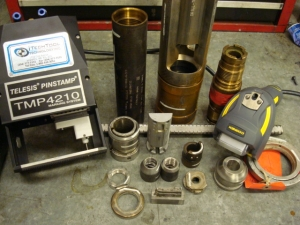 ID readers enable traceability of parts for oil and gas industry