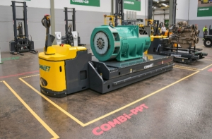 CombiLift high capacity powered pallet truck