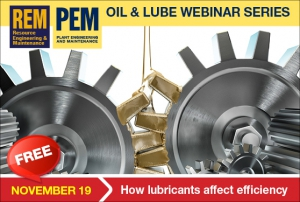 REM Webinar Series: Setting up your lube program – November 19