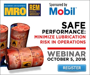 Webinar: Safe Performance – Minimize lubrication risk in operations