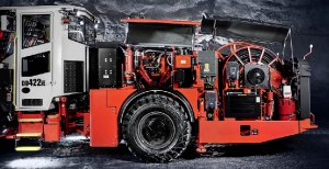 Sandvik and Goldcorp work together on one of the world's first all-electric mines
