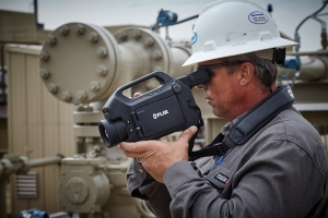 FLIR HD Handheld Cooled Optical Gas Imaging Camera