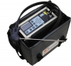 Portable emissions analyzer with upgraded CO2 measurements