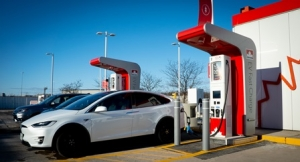 Petro-Canada's network of fast chargers