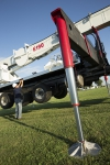 Winterizing aerial work platforms and boom trucks