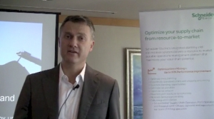 James Balzary, Global Sales Director - SolveIT Software, Schneider Electric