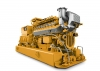 Cat CG132B natural gas generator set delivers highest efficiency